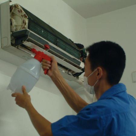 南京空调移机需要六个步骤
