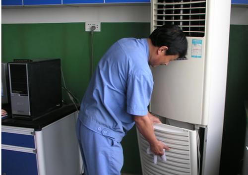 南京空调清洗保养