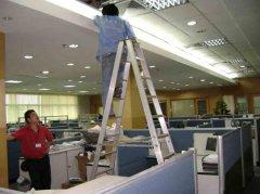 中央空调维修保养详细内容和步骤